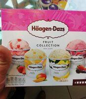 Mini cups Fruit Collection - Ingrédients - fr