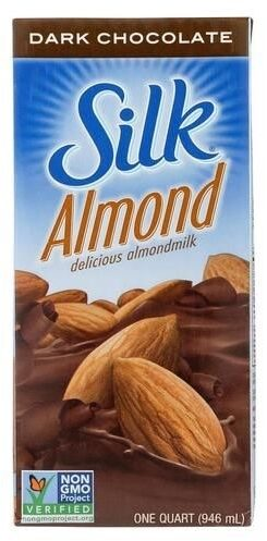 Dark chocolate & almonds - Product