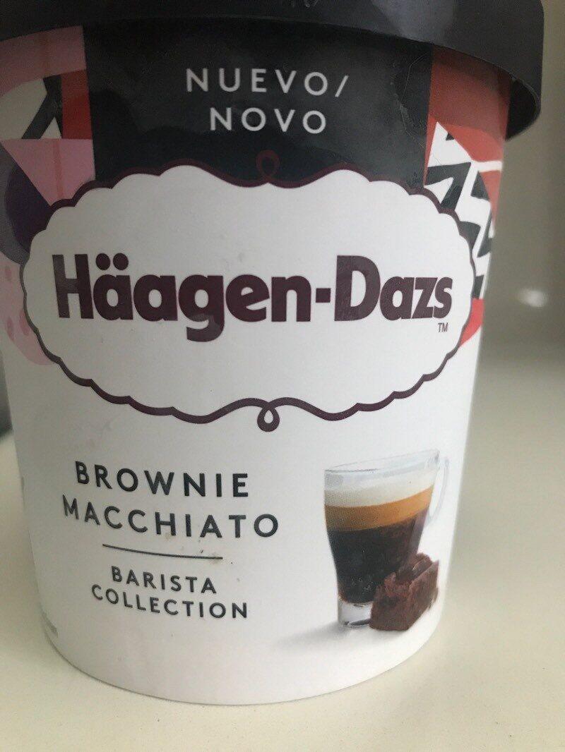 Brownie Macchiato - Produit - es