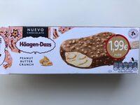 Helado Peanut Butter Crunch - Produit - es