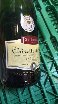 Clairette de Die - Produit - fr