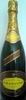 Champagne Premier cru - Produit