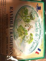 Ravioli tradition - Product - fr