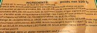 Ravioli tradition - Ingredients - fr