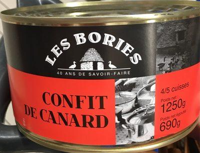 Confit de canard - Product - fr