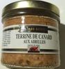 Terrine de canard aux airelles - Product