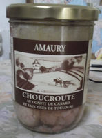 Choucroute - Produit - fr