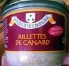 Rillettes de canard - 20% de foie gras de canard - Product