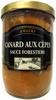 Canard Aux Cèpes - Sauce Forestière - Produit