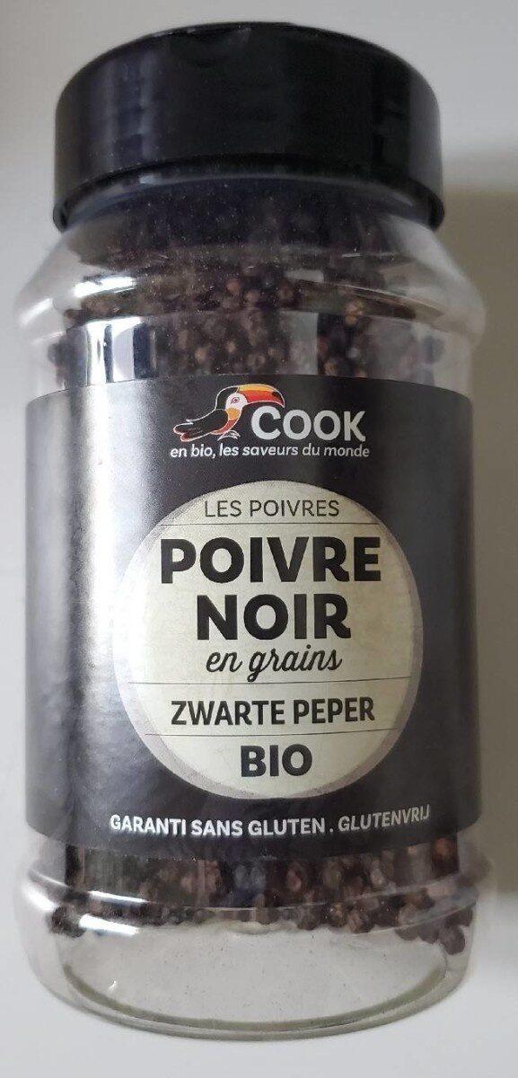 Poivre noir en grains - Product