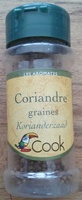 Coriandre graines - Product - fr