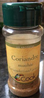 Coriandre Moulue - Produit - fr