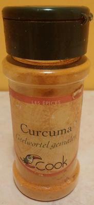 Curcuma poudre - Product - fr