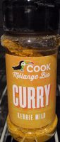 Curry 35 g - Product - fr