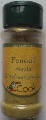 Fenouil moulu - Product - fr