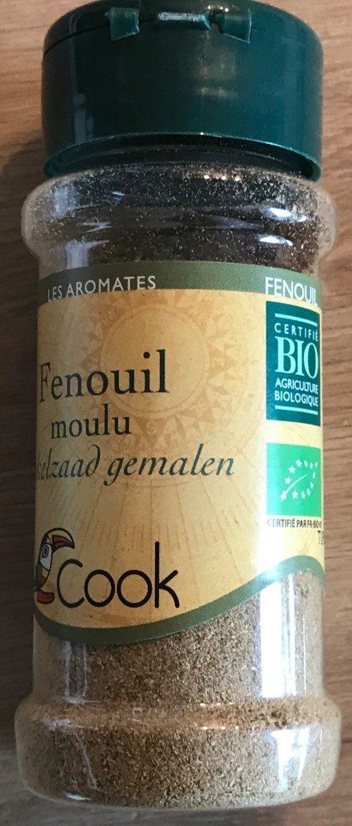 Fenouil moulu - Ingredients - fr