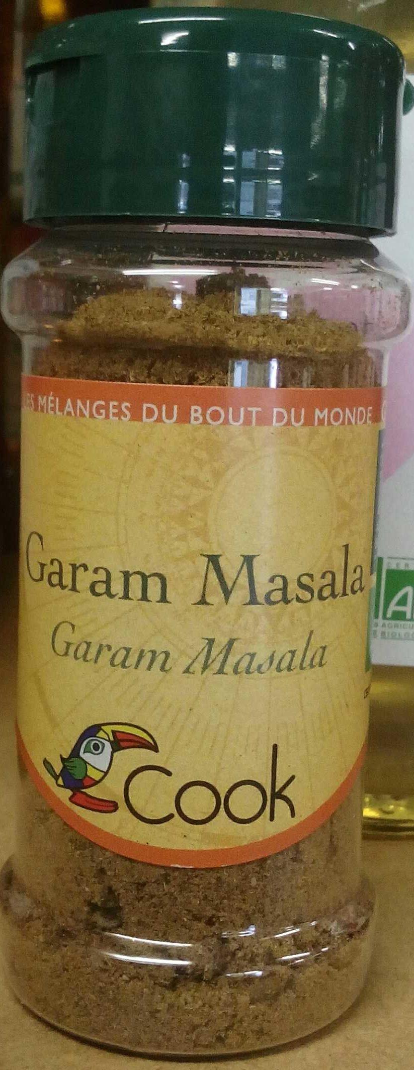 Garam Masala - Product - fr