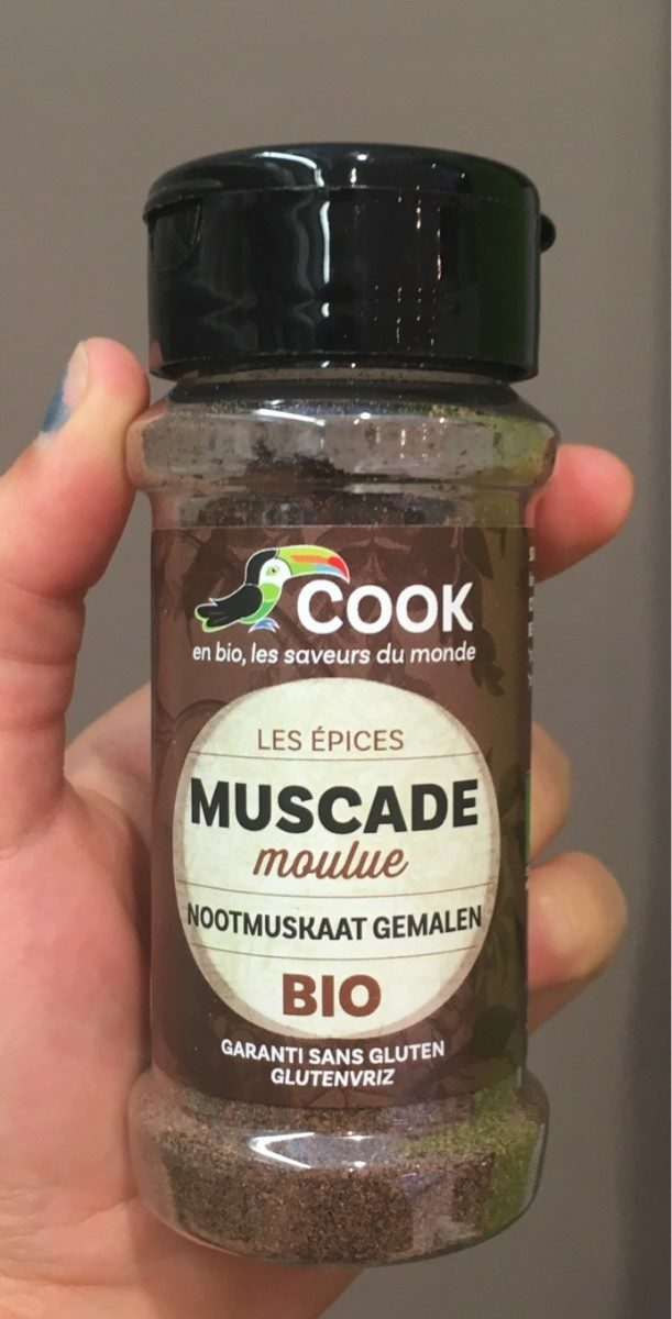 Muscade Moulue - Product