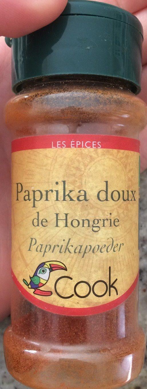 Paprika doux - Product - fr