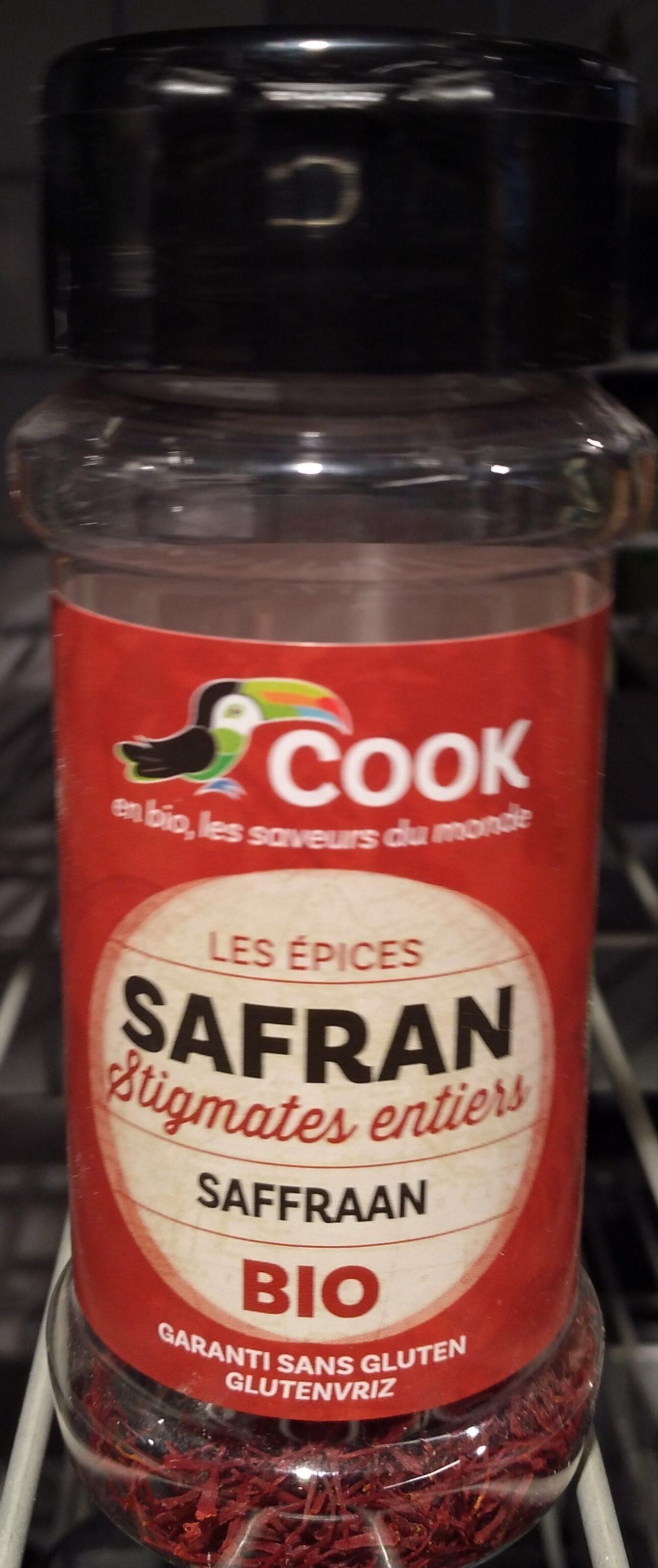 Safran stigmates - Product - fr