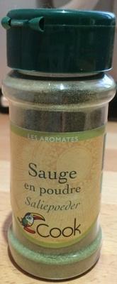 Sauge en poudre - Product - fr