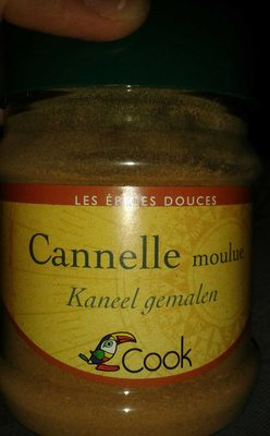 Cannelle moulue - Product - fr