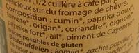 Mélange Chili - Ingredients - fr