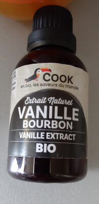 Vanille bourbon extract - Product - fr