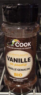 Vanille en poudre - Product - fr
