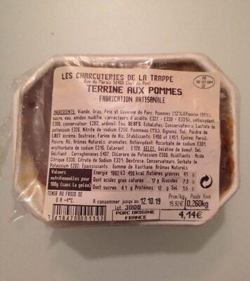 Terrine aux pommes - Produit - fr