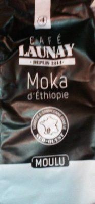 Café Moka d'Ethiopie - Produit - fr