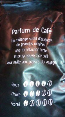 Café Moka d'Ethiopie - Ingrédients - fr