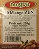 Mélange Zen - Product