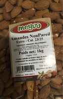 Amandes nonpareil extra - Product - fr