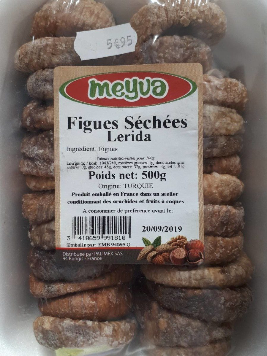 Figues sèches - Product - fr