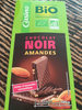 chocolat noir amandes - Produkt