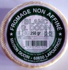 Fromage Non Affiné Blanc (26% M.G) - Product