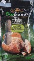 Biofournil petit pavé aux céréales précuit bio - Product