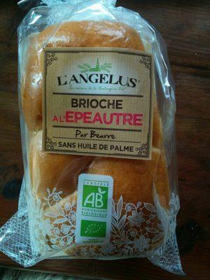 Brioche Epeautre - Product - fr