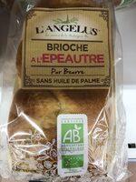 Brioche Epeautre - Ingrediënten - fr
