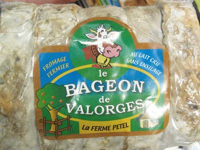 Le Bageon de Valorges ovale par 5 - Product - fr