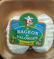 Le Bageon de Valorges affiné ovale - Product - fr