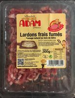 Lardons fumés - Produit - fr