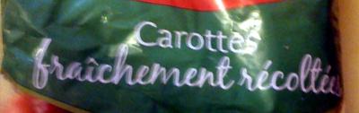 Carottes Priméale - Ingrédients - fr