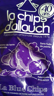 La Blue Chips - Produit - fr