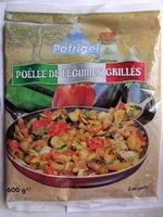 Poêlée de légumes grillés - Produit - fr