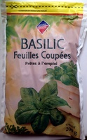 Basilic feuilles coupées prêtes à l'emploi - Produit