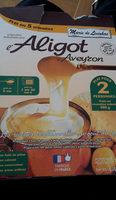 De Livinhac, Preparation pour l'Aligot d'Aveyron, le paquet de - Produit