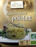 Préparation pour Parmentier de poulet - Produit