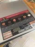 Assortiment de chocolats Chevaliers D'Argouges - Ingredients